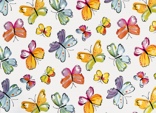d-c-fix Butterflies Self Adhesive Contact